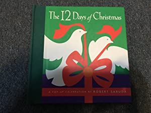 The Twelve Days of Christmas Pop-up Book