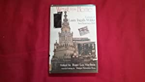 WEST FROM HOME LETTERS OF LAURA INGALLS: MacBride, Roger Lea
