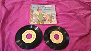 PETER PAN STORY BOOK ALBUM: Walt Disney