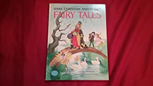 HANS CHRISTIAN ANDERSEN FAIRY TALES: Morel, Eve Adapted