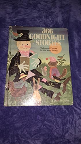 366 GOODNIGHT STORIES: Golden Press