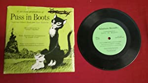 A MUSICAL PRODUCTION OF PUSS IN BOOTS: Craig, M. Jean