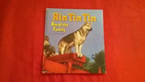RIN TIN TIN: ONE OF THE FAMILY: Kearns, Frank, Illustrated