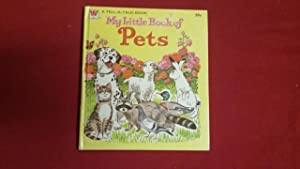 MY LITTLE BOOK OF PETS: Sukus, Jan