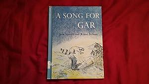 A SONG FOR GAR: Merrill, Jean