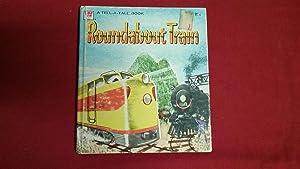 ROUNDABOUT TRAIN: Wright, Betty Renl,