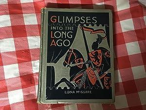 GLIMPSES INTO THE LONG AGO: McGuire, Edna