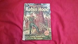 ADVENTURES OF ROBIN HOOD: Vance, Eleanor Graham