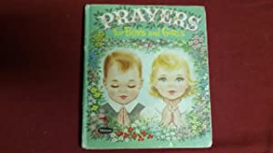 PRAYERS FOR BOYS AND GIRLS: Whitman Publishing Co.