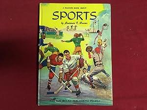 A MAXTON BOOK ABOUT SPORTS: Coffey, John F.