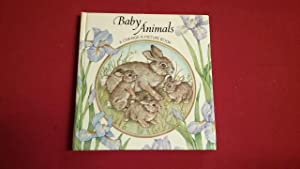 BABY ANIMALS A CHANGE-A-PICTURE BOOK