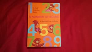 A NUMBER OF BEARS A FIRST COUNTING BOOK
