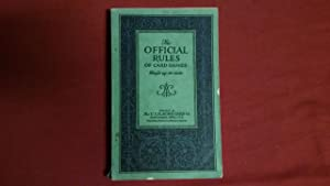 THE OFFICIAL RULES OF CARD GAMES HOYLE: The United States