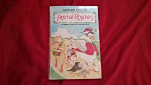 MOTHER GOOSE ANIMAL RHYMES A TREASURY COLLECTION POP-UP BOOK