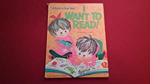 I WANT TO READ!: Wright, Betty Ren