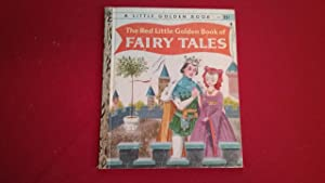 THE RED LITTLE GOLDEN BOOK OF FAIRY: Brothers Grimm &