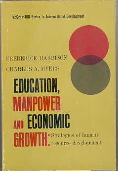 education and economic growth Possible that the low stock of education human capital in africa is due to inefficiency in the educational system and/or the emigration of educated people.