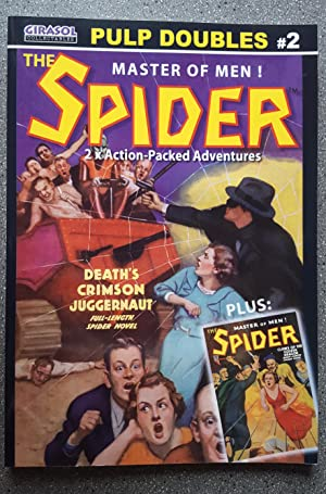 The Spider: Pulp Doubles #2