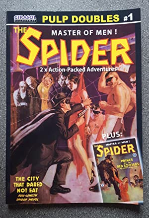 The Spider: Pulp Doubles #1