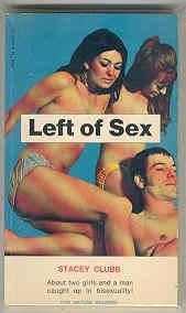 Left of Sex: Clubb, Stacey