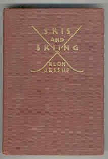 Skis and Skiing: Jessup, Elon