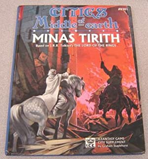 Minas Tirith: Cities of Middle-Earth (#8301)