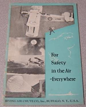 For Safety in the Air Everywhere: Irvin: Irving Air Chute