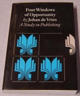 Four Windows Of Opportunity: A Study In Publishing