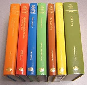 World Book Treasury Of Classics, 7 Volume Set: Jungle Book, Little Women, King Arthur & Knights O...