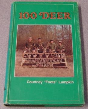 100 (One Hundred) Deer; Signed