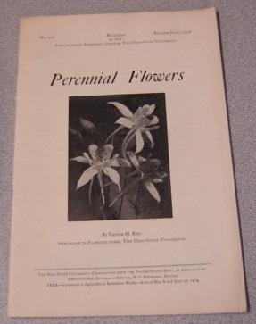 Perennial Flowers (Ohio State University, Agricultural Extension Service Bulletin No. 121)