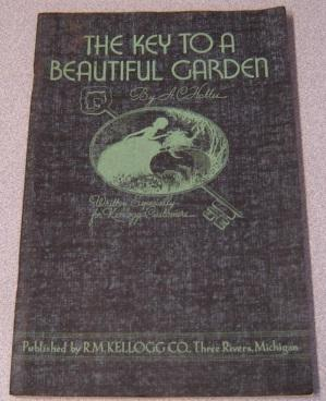 The Key To A Beautiful Garden