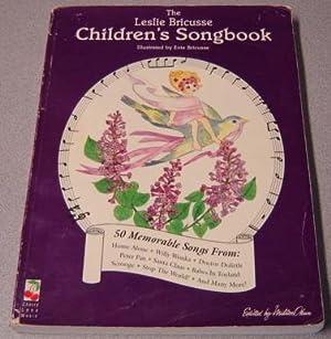 The Leslie Bricusse Children's Songbook: Bricusse, Leslie; Okun,