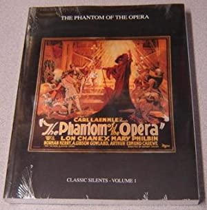 The Phantom of the Opera (Hollywood Archives Series, Classic Silents, Volume 1)