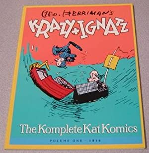 Geo. Herriman's Krazy And Ignatz: The Komplete: Herriman, George