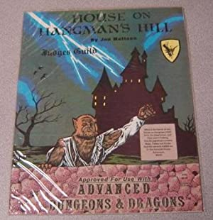House on Hangman's Hill (Judges Guild Approved for Use With Advanced Dungeons and Dragons)