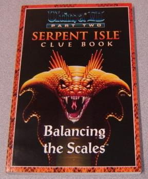 Ultima VII Part Two: Serpent Isle Clue Book, Balancing the Scales