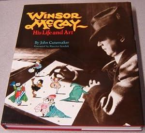Winsor McCay: His Life And Art; Signed: Canemaker, John; Sendak,