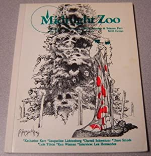 Midnight Zoo, Volume 1 #6, Exciting Horror, Science Fiction, Fantasy, & Science Fact