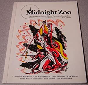 Midnight Zoo, Volume 2 #2, Exciting Horror, Science Fiction, Fantasy, & Science Fact