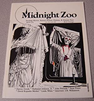 Midnight Zoo, Volume 2 #5, Exciting Horror, Science Fiction, Fantasy, & Science Fact