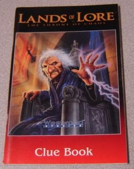 Lands of Lore: The Throne of Chaos - Clue Book