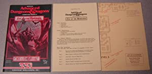 Eye of the Beholder Rule Book, Official Advanced Dungeons & Dragons