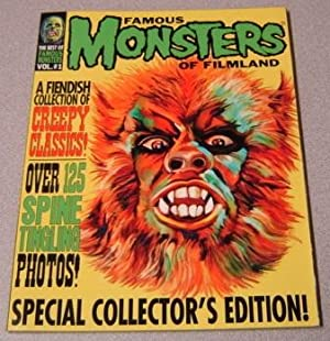 The Best of Famous Monsters of Filmland, Vol. #1