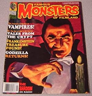 Famous Monsters of Filmland #206, Jan/Feb 1995