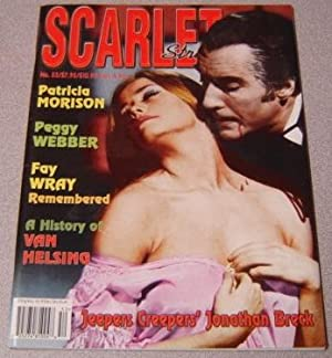Scarlet Street Magazine #52 2004 (Christopher Lee on Cover)