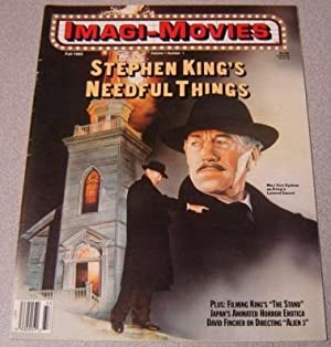 Imagi-Movies, Fall 1993, Vol. 1, No. 1