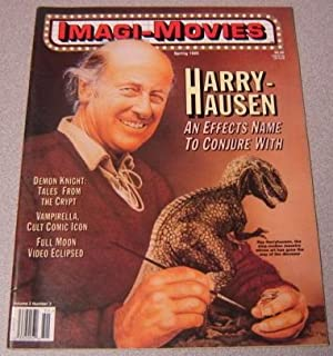 Imagi-Movies Magazine: Ray Harryhausen, Vol. 2, No 2, Spring 1995