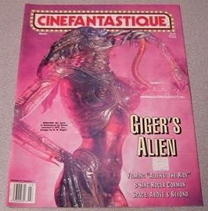 Cinefantastique Magazine, March 1996, Volume 27 #7,: Clarke, Frederick S.