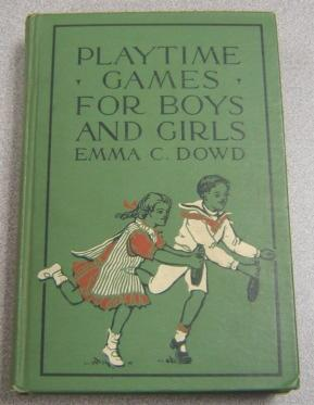 Playtime Games For Boys And Girls, Told In Story Form